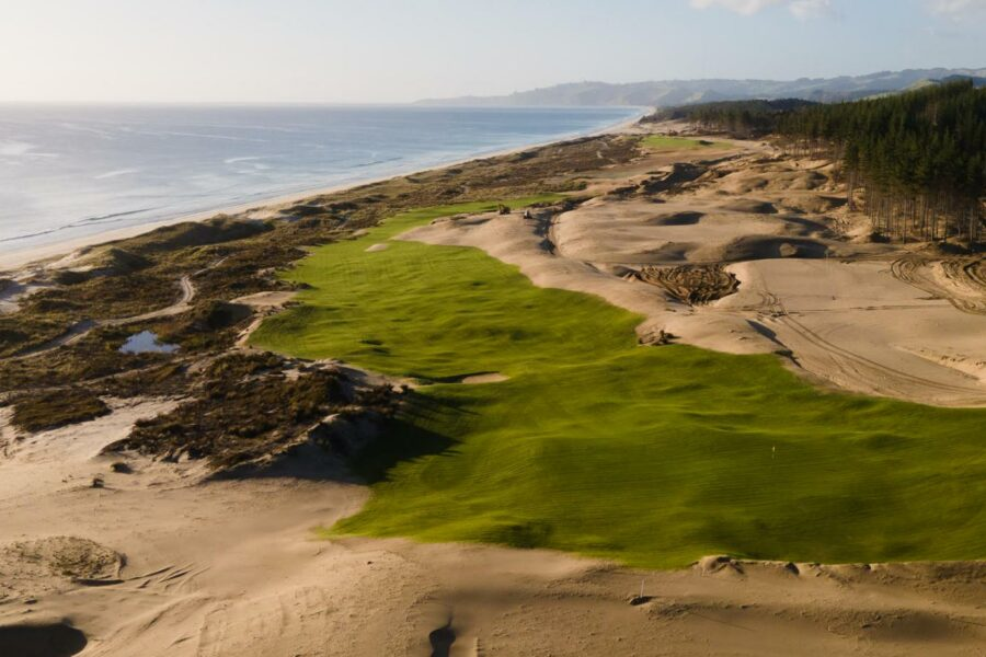 The Making of Te Arai: Bill Coore is working on golf's next great site